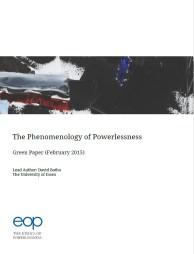 The Phenomenology of Powerlessness