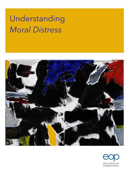 Moral Distress - Leaflet